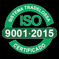 SISTEMA TRADELOSSA ISO 2015