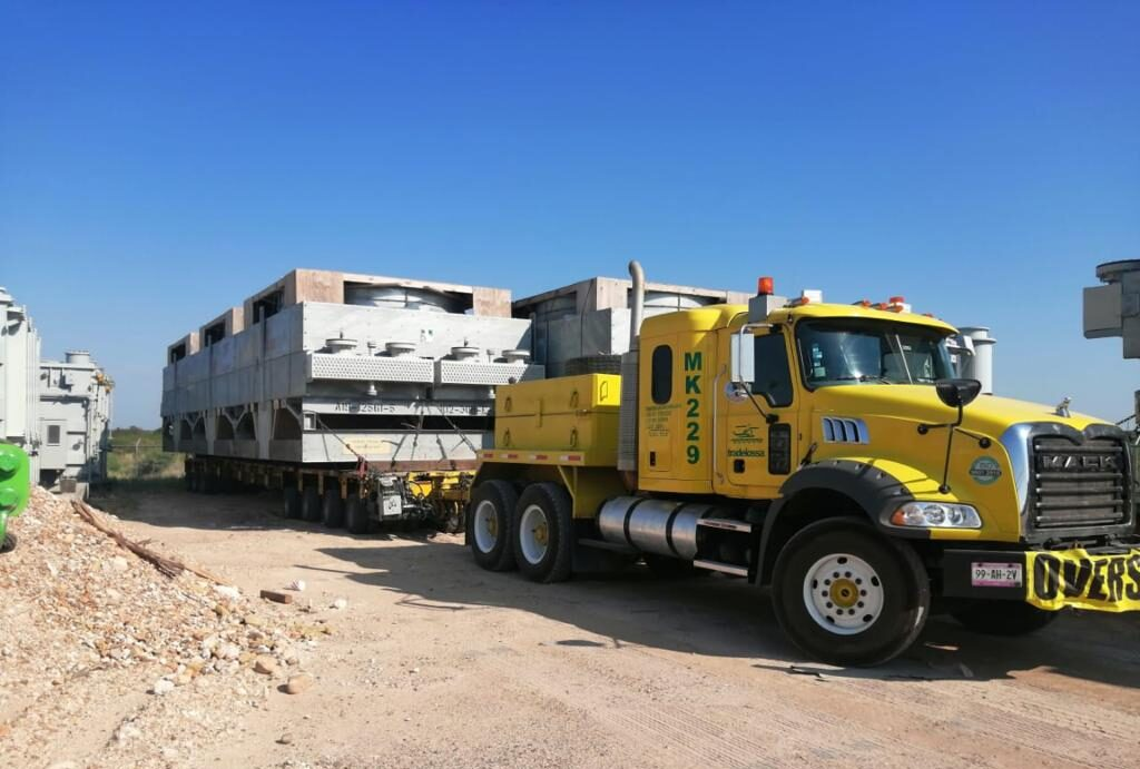 Tradelossa delivered 33 Coolers for the mexican energy project ''Empalme'' Mexico.
