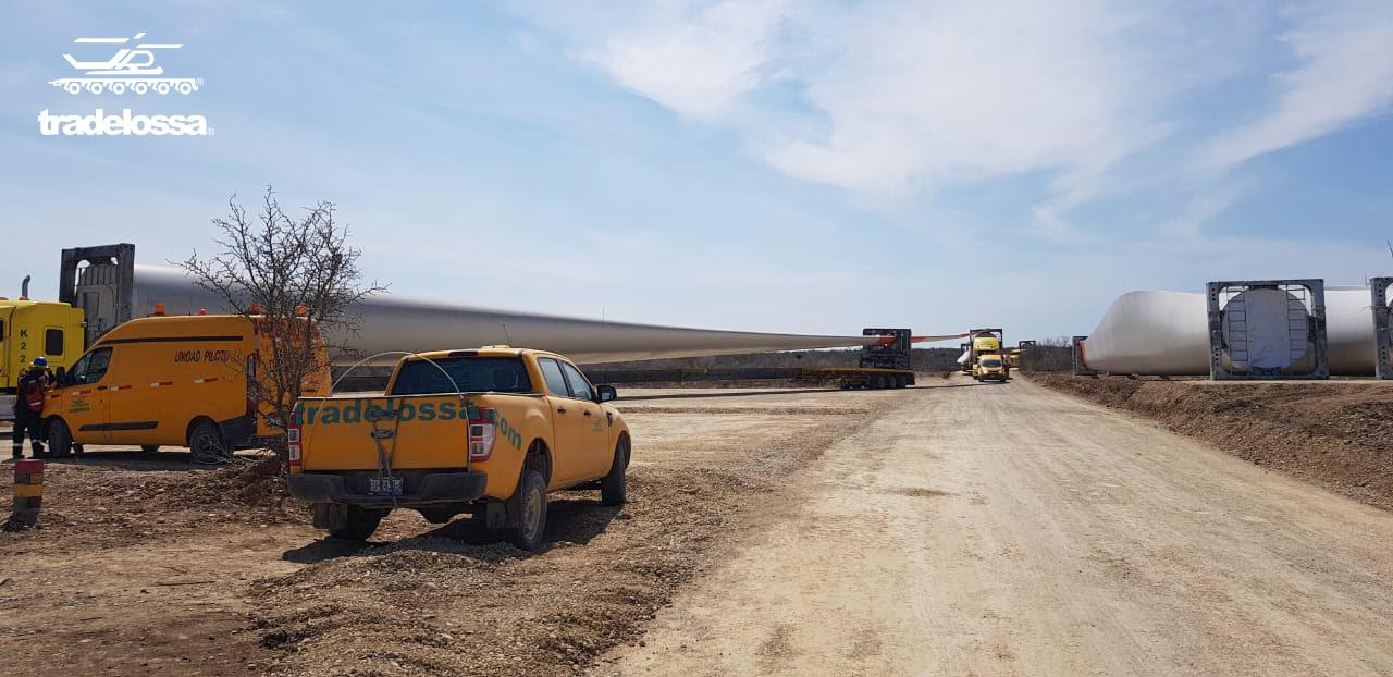 Tradelossa - Las Fenicias Wind Farm Project March 20201